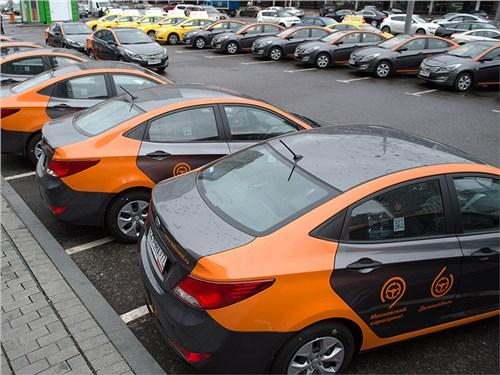 Автомобили каршеринга могут пустить на выделенные полосы
