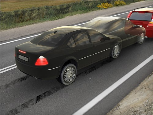 Десять автопроизводителей через 6 лет оборудуют свои автомобили автоматической тормозной системой