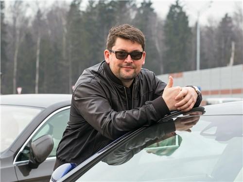 Учредитель премии «ТОП-5 АВТО» Олег Виноградов
