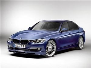 Alpina / BMW 335d вид спереди