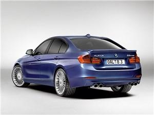 Alpina / BMW 335d вид сзади