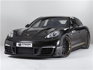 Prior Design / Porsche Panamera Turbo