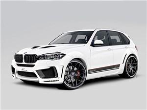 Lumma / BMW X5 new вид спереди