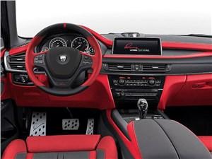 Lumma / BMW X5 new водительское место