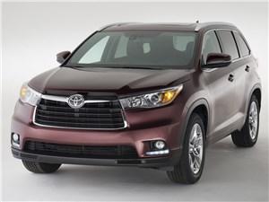 Toyota Highlander – нью-йоркский дебют