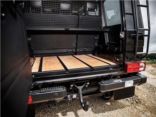 Предпросмотр mercedes-benz g350d professional 2017 багажное отделение