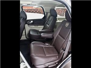 Cadillac Escalade 2009 задние кресла