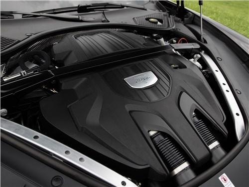 Предпросмотр porsche panamera 4s 2017 двигатель