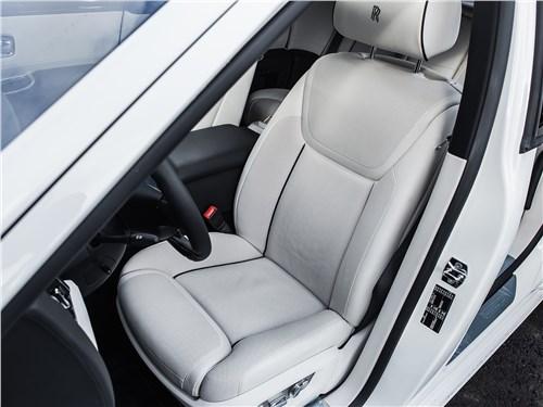 Rolls-Royce Ghost 2015 переднее кресла