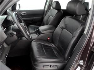 Honda Pilot 2012 передние кресла
