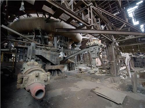 Экспонаты уникального завода-музея в Нижнем Тагиле пока еще можно трогать руками