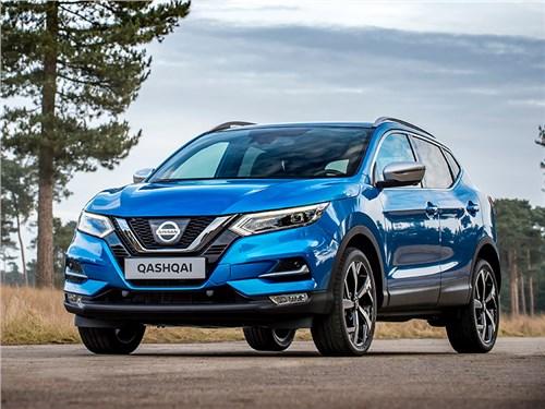 Новость про Nissan Qashqai - Nissan Qashqai 2018
