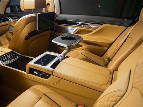 Предпросмотр bmw 740ld xdrive 2016 задние кресла