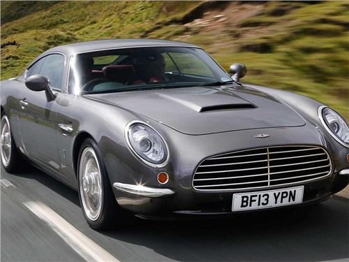 Новый старый Aston Martin