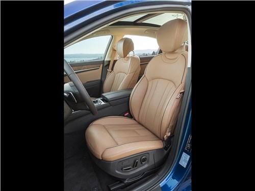 Hyundai Genesis 2017 передние кресла