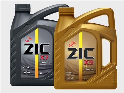 ZIC X9 LS 5W-30, ZIC X7 5W-40