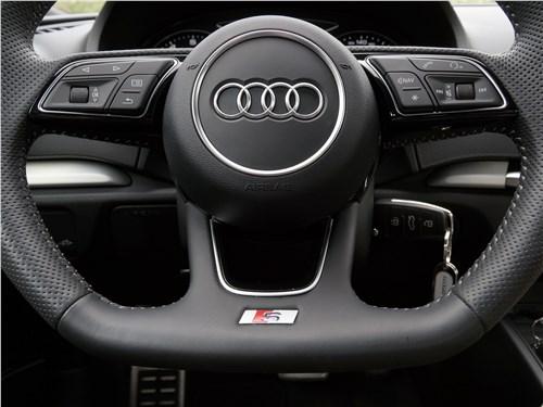 Предпросмотр audi a3 sedan 2017 руль