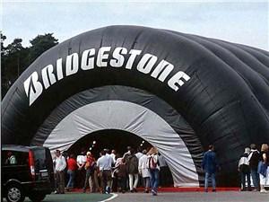 Bridgestone будет выпускать зимнюю резину в России