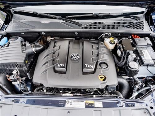 Volkswagen Amarok 2017 двигатель