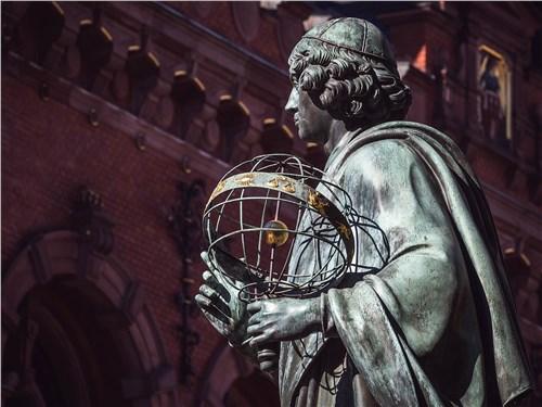 Торунь – малая родина самого известного поляка всех времен Николая Коперника