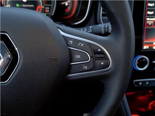 Renault Koleos 2017 руль