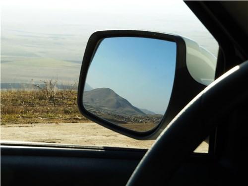 Datsun mi-Do 2017 боковое зеркало