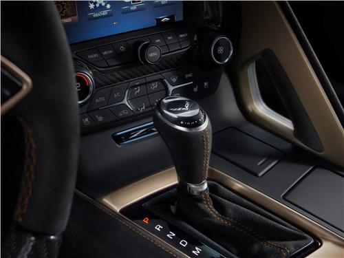 Предпросмотр chevrolet corvette zr1 2019 акпп