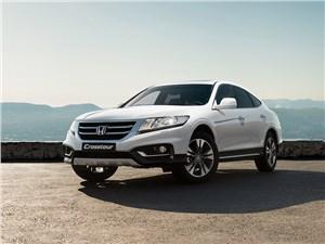 Honda объявила цены на обновленный Crosstour