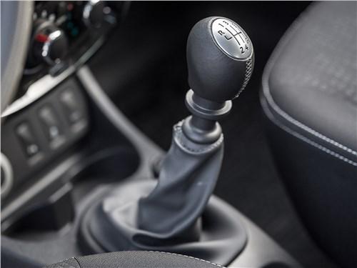 Nissan Terrano 2016 6МКПП