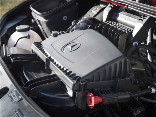 Предпросмотр mercedes-benz sprinter 2018 двигатель