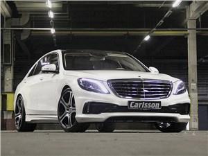 Carlsson / Mercedes-Benz S-Class вид спереди