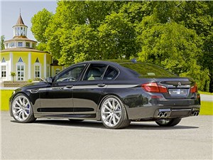 Hartge / BMW M5 вид сзади