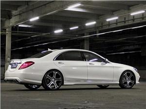 Carlsson / Mercedes-Benz S-Class вид сзади