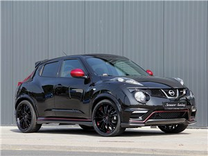 Senner Tuning / Nissan Juke Nismo вид спереди