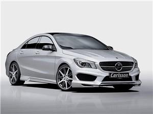 Carlsson / Mercedes-Benz CLA вид спереди