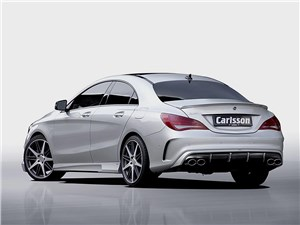 Carlsson / Mercedes-Benz CLA вид сзади