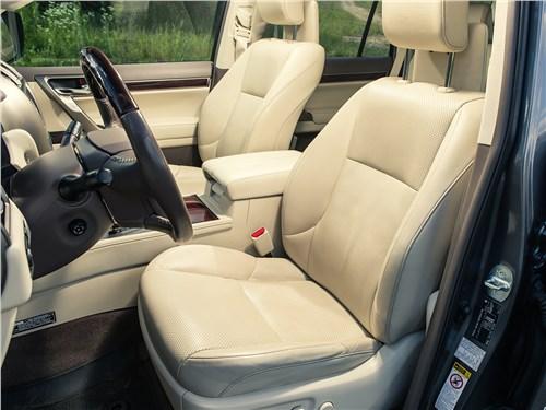 Предпросмотр lexus gx 460 2014 передние кресла