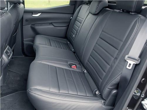 Предпросмотр mercedes-benz x-class 2018 задний диван