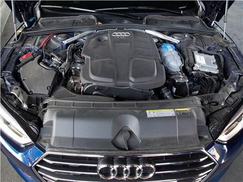 Audi A5 Sportback 2017 двигатель