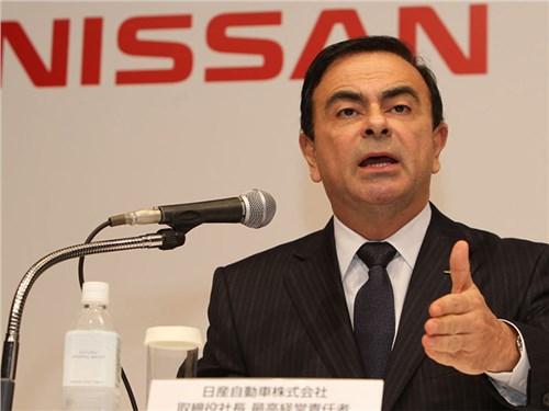 Глава альянса Renault-Nissan арестован в Японии