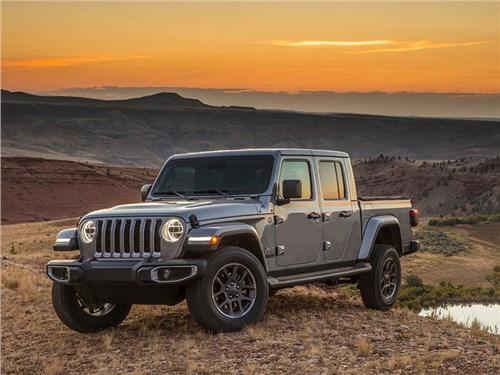 Новость про Jeep - Jeep Gladiator 2020