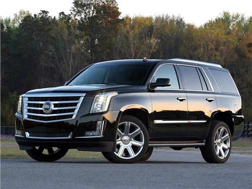 Новость про Cadillac Escalade - Cadillac Escalade 2015