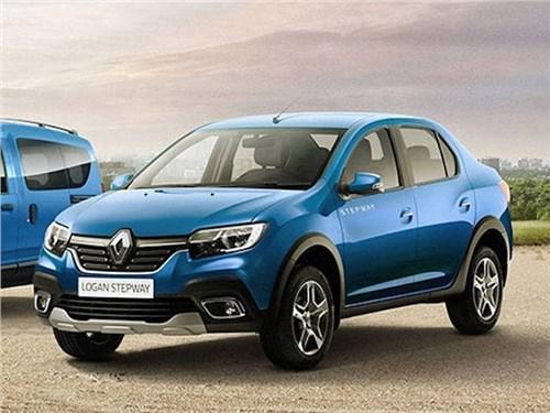 Новость про Renault Logan - renault logan stepway 2018