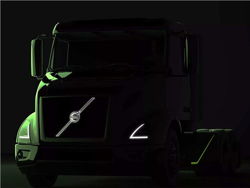 Новость про Volvo - Volvo FE Electric