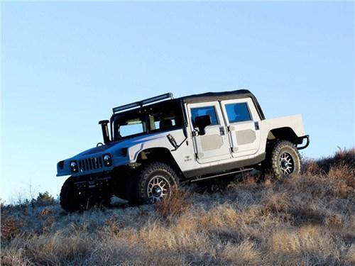 Новость про Hummer H1 - Кевларовый молот Америки