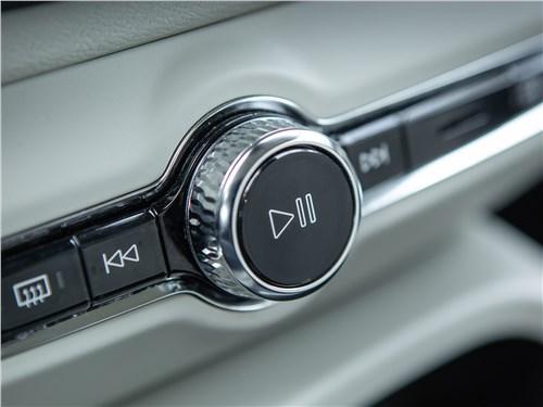 Volvo XC40 2018 переключатели