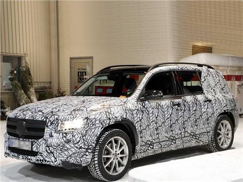 Новость про Mercedes-Benz - Mercedes-Benz GLB