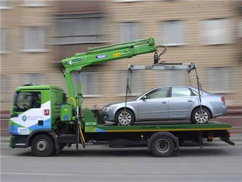 Стоимость эвакуации автомобиля возрастет