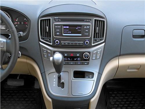 Hyundai Н-1 2018 центральная консоль