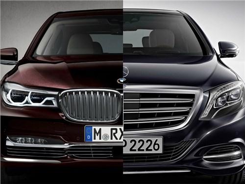 Daimler и BMW готовятся к дружбе